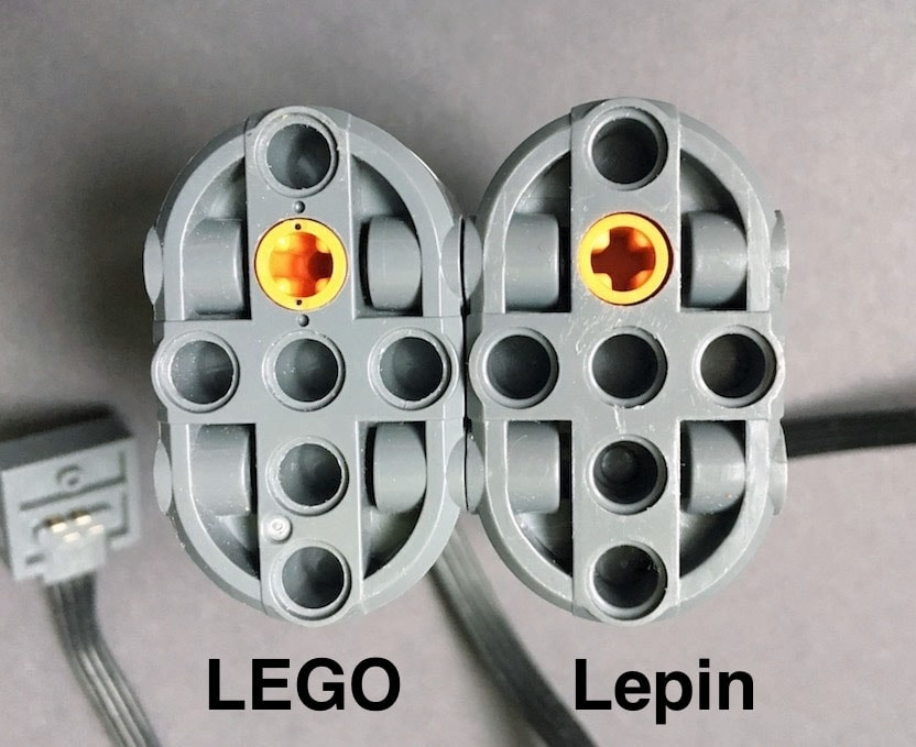 Lepin vs Lego