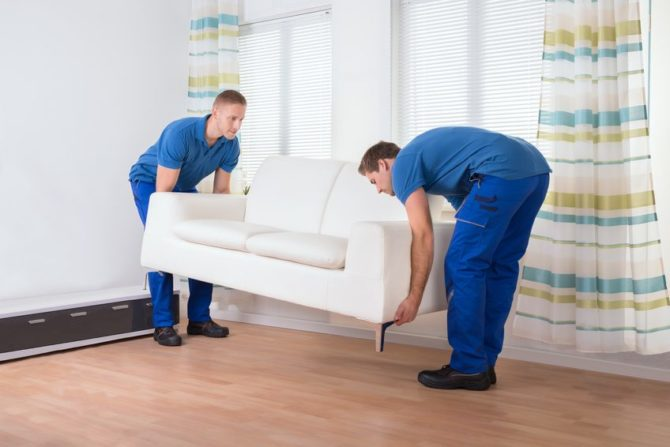 Office Furniture Removals Tips for Management
